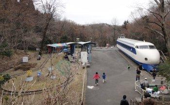 鉄道 公園 青梅